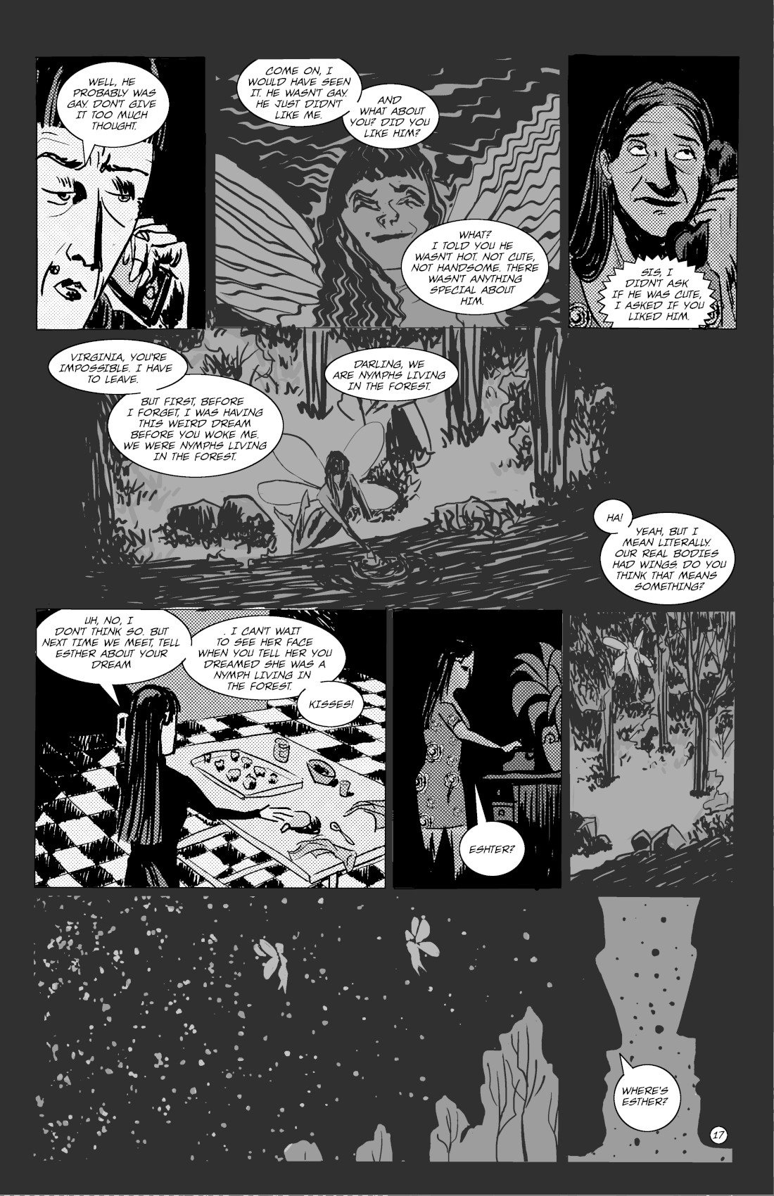 Witch Comic page 17
