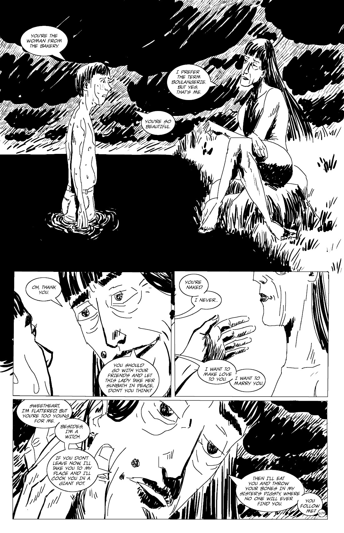 Witch Comic page 113